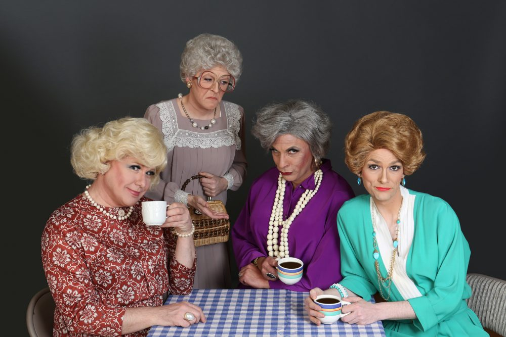 The Golden Girls The Lost Episodes Vol 4 Lockdown Out Front